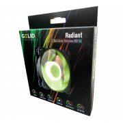 Radiant RGB LED Fan