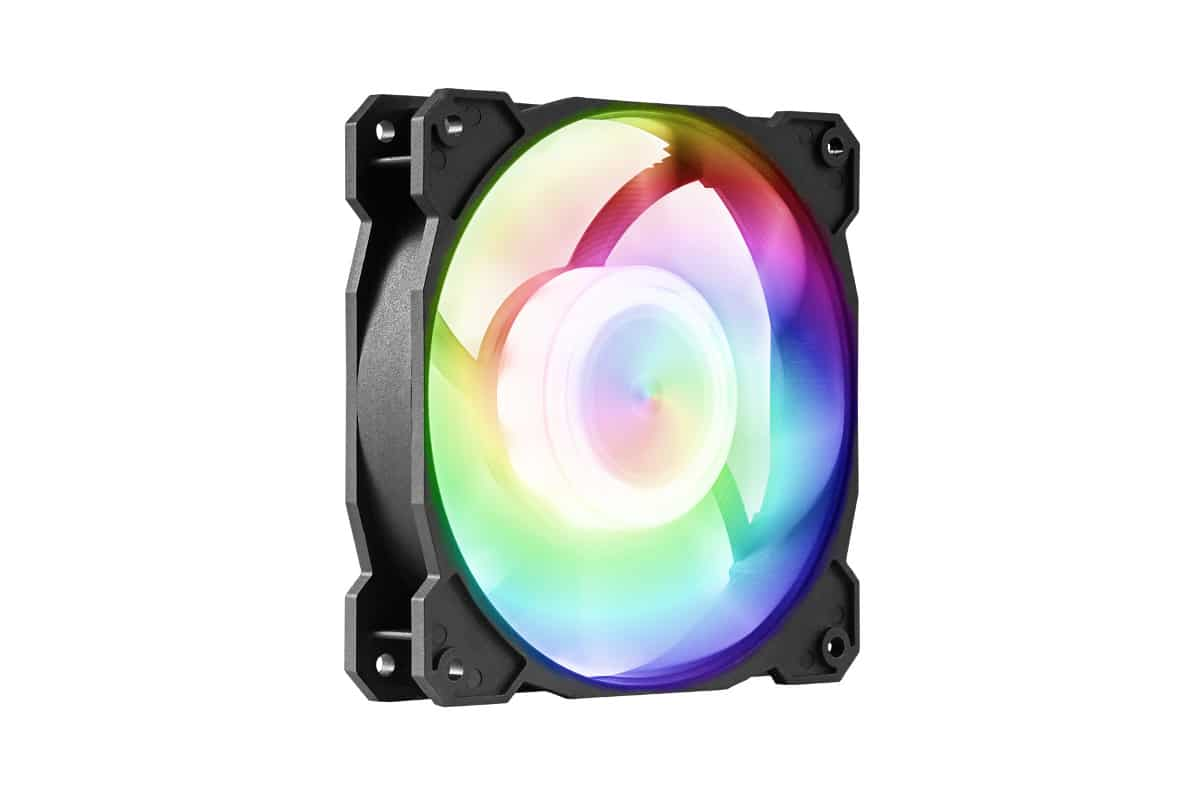 Radiant-D RGB Fan